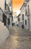 Spanish village — Stock Photo