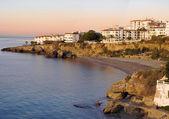 Coucher de soleil espagnol — Photo