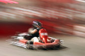 Kart racing II — Stock Photo