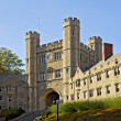 Royalty-Free Stock Photo: Princeton University Blair Hall