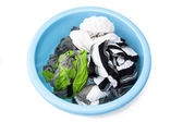 Washed clothes — Stock Photo