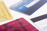 Tarjetas de crédito — Foto de Stock