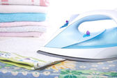 Ironed Laundry — Stock Photo