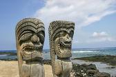 Artifacts on the Big Island of Hawaii — Stock Photo