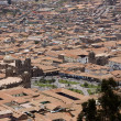 City of Cuzco Peru — Stockfoto