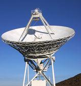 Very Long Baseline Array Radio Telescope in Hawaii — Stock Photo