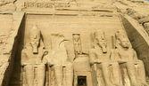 Abu Simbel — 图库照片
