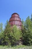 Old Beehive Burner — Stock Photo