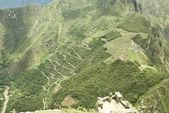 Overview of Machu Picchu, Peru — Stock Photo