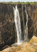 Victoria Falls Zambia — Stock Photo