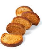 Wheaten crackers — Stock Photo