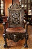 The Throne? — Stock Photo
