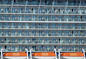 Abstract Cruise Liner — Stock Photo