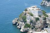 Parsons Lodge (Gibraltar) — Stock Photo