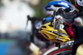 Triathlon Cycles — Stock Photo