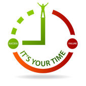 It's Your Time - Success — Stock Photo