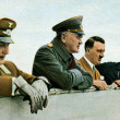 Adolf Hitler in Kiel - Stock Photo