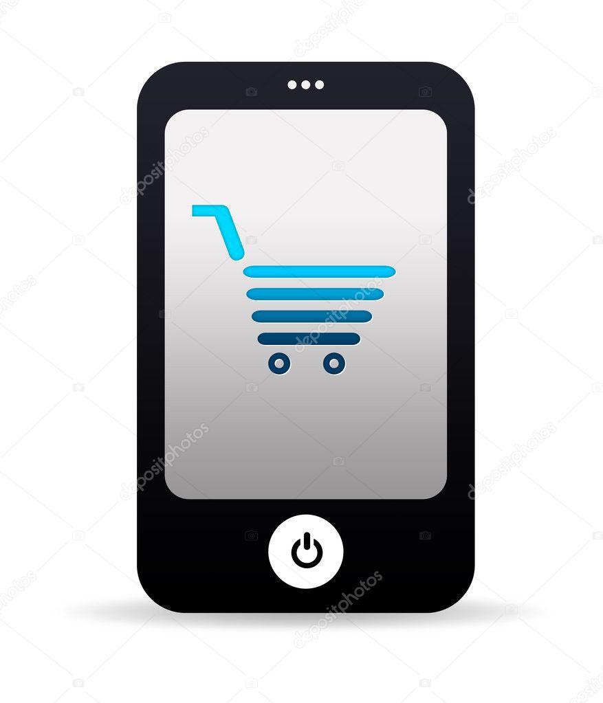 ecommerce mobile phone stock photo kbuntu 5907320