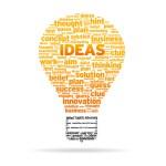 Words - Ideas — Stock Photo