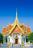 City pillar shrine,Ubonratchthani,Thailand — Stock Photo