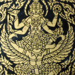 "Thai painting ""Narayana ride Garuda"" - Stock Photo"
