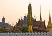 Grand palace, tayland altın buddha tapınağı — Stok fotoğraf