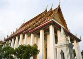 Church of Thai temple — Stock Photo