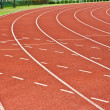 Curve of a Running Track — Stock Photo #6735020
