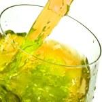Ice tea splash — Stock Photo #5877189