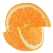 Fresh orange. - Stock Photo