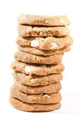 Cookies stack — Stock Photo