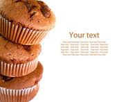 Muffin au chocolat — Photo