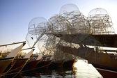Fishing boat — Foto de Stock