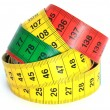 Royalty-Free Stock Photo: Tape measure