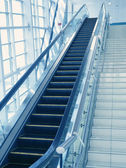 La escalera mecánica — Foto de Stock