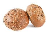 Pane. due panini — Foto Stock