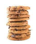 Cookies de chocolate — Foto Stock