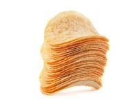 Kartoffel-chips — Stockfoto
