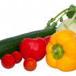 Fresh Vegetables — Lizenzfreies Foto