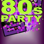 Retro Party Background — Stock Vector #5763726
