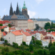 Prague Castle, Czech Republic - Stockfoto