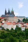 Prague Castle, Czech Republic — Stock Photo