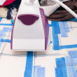 Ironing — Stock Photo