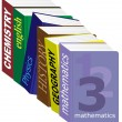 Royalty-Free Stock Vectorielle: Textbooks