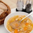 Minestrone Soup — Stock Photo #6457203