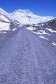 Way to Mount Everest — Stock Photo