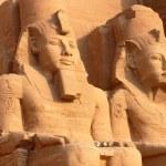 Abu Simbel, Egypt — Stock Photo #5469473