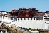 Potala Palace — Stockfoto