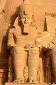 Abu Simbel, Egypt — Stock Photo