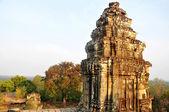 Panorama di angkor in cambogia — Foto Stock